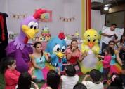 eventos infantiles 910483816 américa show horas lo