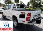 Toyota hilux sr 2015 blanco