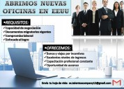 Vacantes disponibles en eeuu