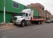 Camion freightliner tortoon