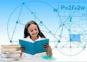 Matemática. clases particulares. reforzamiento