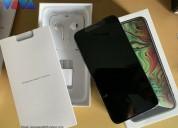 Apple iphone xs max 256gb desbloqueado