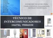 Técnico de intercomunicadores kocom-998868150