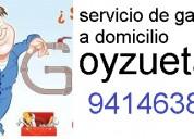 Tecnico electricista gasfitero pintor 941463815