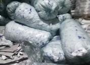 Compramos plÁsticos reciclado,mangas,bolsas,sacos