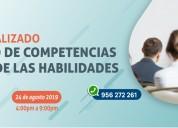 Curso especializado desarrollo de competencias
