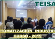 Automatizacion industrial -curso 2019