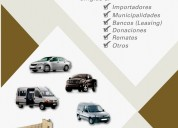 Inmatriculacion vehicular (trÁmites)
