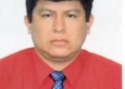 Profesor raul de la uni matematica fisica quimica