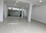 Local/oficina cerca de estacion naranjal
