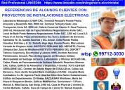 Ingeniero electricista colegiado, ing. electrico