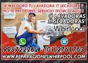 Autorizados whirlpool expertos en lavadoras –surco