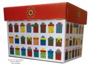 Cajas navideÑas 2019