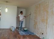 Pintor casas departamentos edificios
