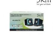 Skill 2.0- parlantes