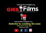 Trabajo casting venezolanas - gmx films - casting