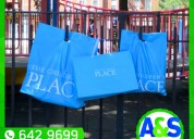 Bolsas corporativas - a&s plax