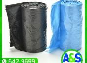 Bolsas recicladas - a&s plax