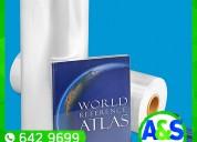 Bolsas y mangas poliolefina - a&s plax