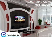 Muebles de tv minimalista, muebles de tv moderno