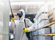 Sin productos tóxicos fumigación eko planeet