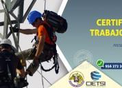 CertificaciÓn de trabajos en altura 2019 (nuevo)