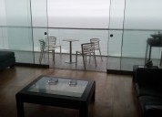 Departamento alquiler miraflores vista al mar