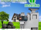 Prensa de briquetas meelko mkbc08