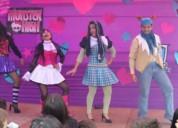Animación de fiesta infantil 910483816 | el show d