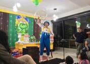 Shows y fiestas infantiles riekids lima