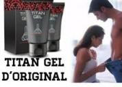 Titan gel crecimiento y grosor sexshop pecados