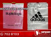 Bolsas de personalizadas - janpax