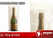 bolsas de burbupack - janpax