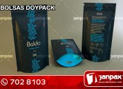 bolsas doypack - janpax