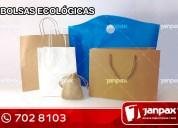 bolsas ecológicos - janpax