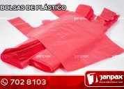 Mangas de plástico - janpax