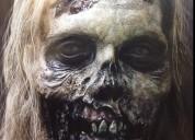 Pelucas   zombie   halloween   cel   :   999023200