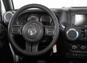 Jeep wrangler sahara 3.6 v6, 2016