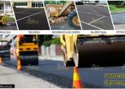 Venta de emulsion asfaltica rotura lenta y rapida
