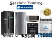 Servicio tecnico indurama 014476173 miraflores
