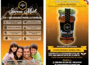 Miel 100% organica