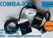 Komba lampara minera x70 original.