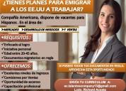 Oportunidad de trabajo para hispanos en los eeuu
