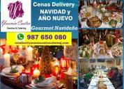 Cenas delivery parrillas navidad y año nuevo lima