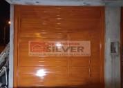 InstalaciÓn de puertas de garaje silver