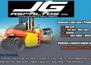 En venta asfalto jg asfaltos fabricantes y product