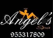 955317809 entrega de masajes a hoteles !!! realiza