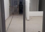 Instalación  de vidrio y aluminio