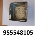 Cajas cuadradas 100*100*50 galvanizadas