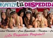 """Show""""s vip peru las mejores despedidas de solteros"""